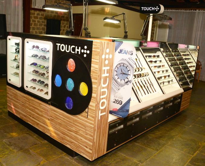 Quiosque - Touch